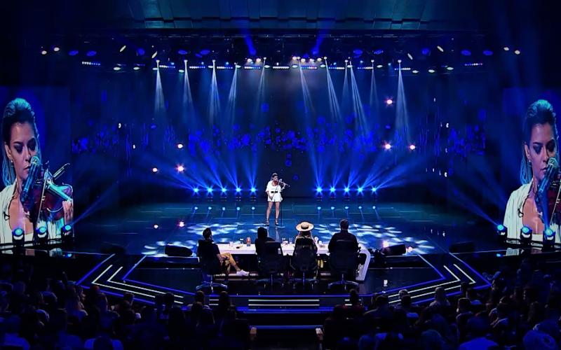 Interpretare emoționantă pe scena X Factor 2018