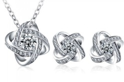 Iz de toamna si bijuterii din argint de la Janette.ro