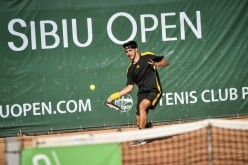 Dragoş Dima a dat lovitura. S-a calificat în premieră în finala turneului ATP Challenger de la Sibiu