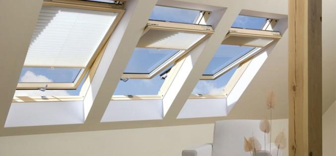 Alege cele mai interesante modele de ferestre de la Deposib.ro  si creeaza in mansarda o atmosfera calda si unica