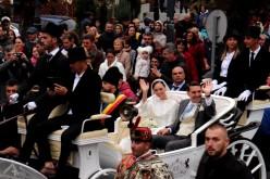 Nunta anului în România. Principele Nicolae s-a căsătorit cu Alina Binder