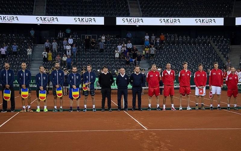 România, eşec în Cupa Davis. Adrian Ungur şi Marius Copil, învinşi de polonezi