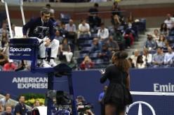 Scandal URIAŞ la US Open. Serena Williams a pierdut finala după ce a fost penalizată de arbitru