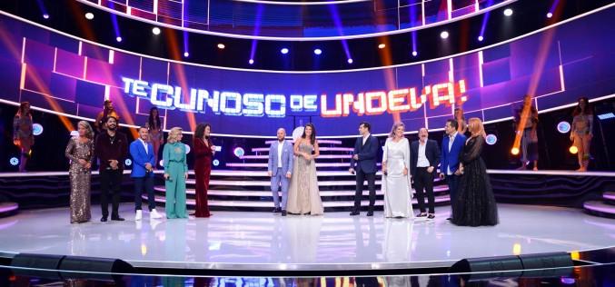 """Iată ce schimbări aduce Antena 1 în sezonul 13 al show-ului """"Te cunosc de undeva!"""""""