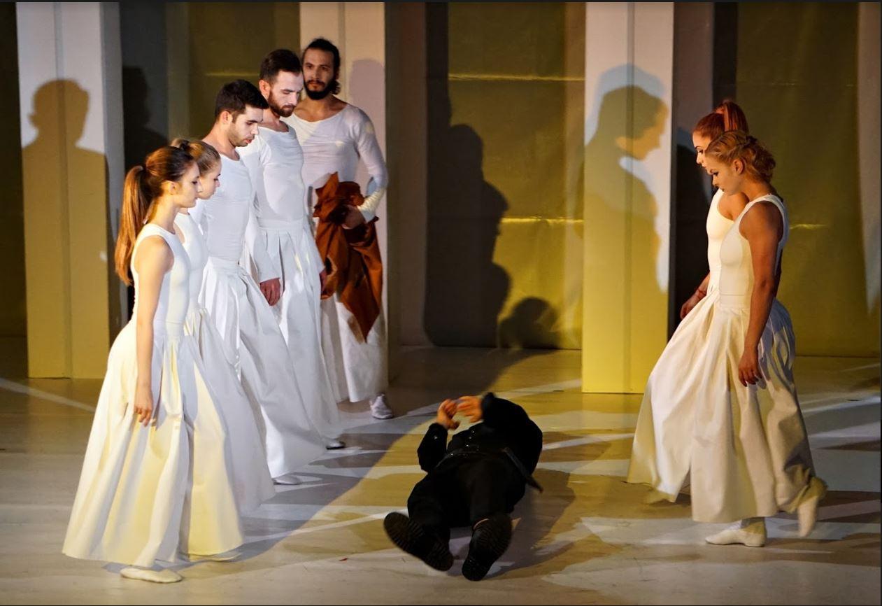 teatrul stela popescu - hotul de margaritare