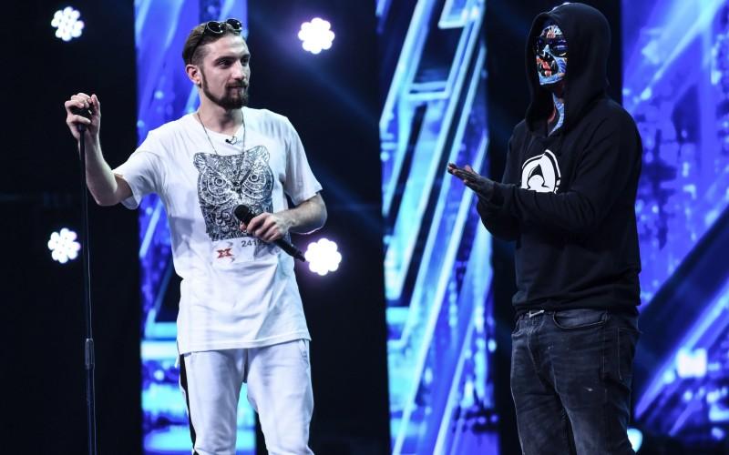 Carla's Dreams, duet unic cu un DJ din Chișinău, pe scena X Factor