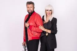 """Cătălin Botezatu şi Raluca Bădulescu au rubrică de styling în cadrul emisiunii """"Teo Show"""""""