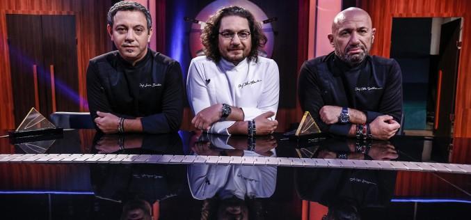 """Chefii se întorc la Antena 1 cu cel de-al șaselea sezon """"Chefi la cuțite"""""""