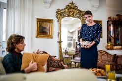 """Cosmina Dobrotă, primele declaraţii după replica celebră din """"Fructul oprit"""""""