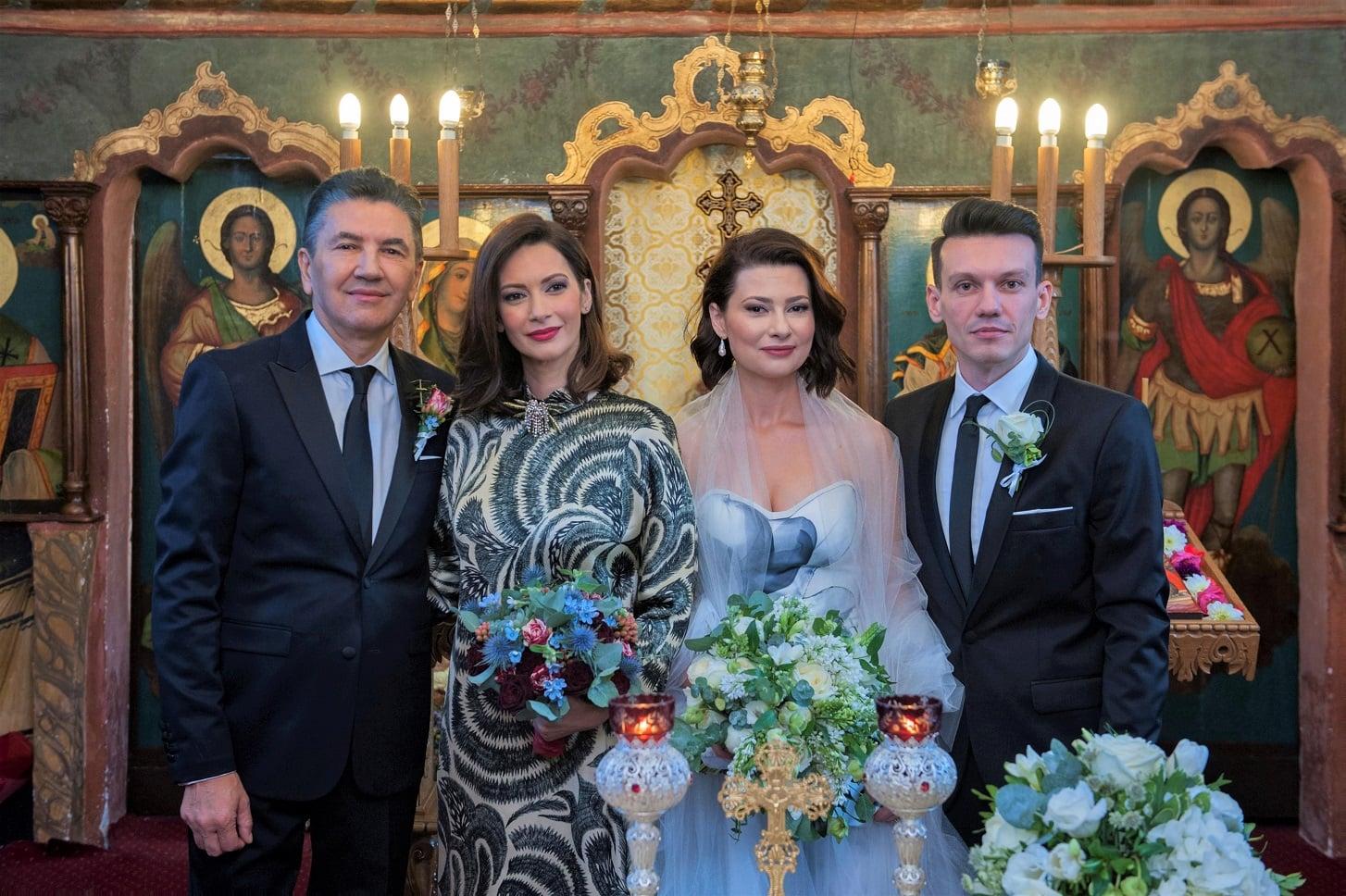 Mihaela Calin nunta 5