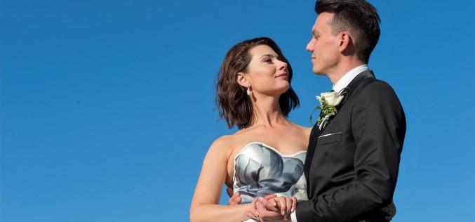 Mihaela Călin, vedeta Antena 1, a avut parte de nunta visurilor sale!