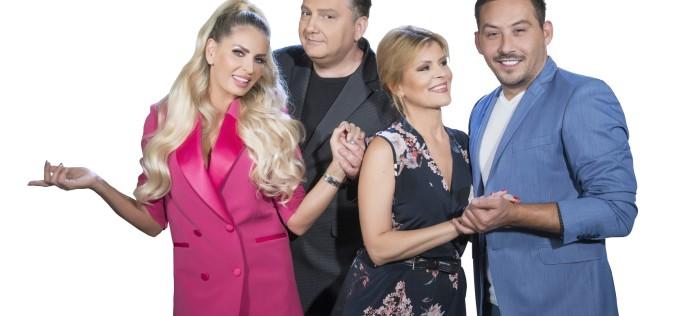 TVR pregăteşte show-ul Provocarea Starurilor. Andreea Bănică este gazda emisiunii