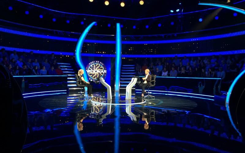 """Teo Trandafir te întreabă din 5 noiembrie, la Kanal D, dacă """"Vrei să fii milionar?"""""""
