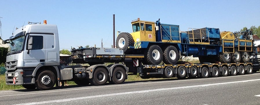 camion marfa utilaj greu