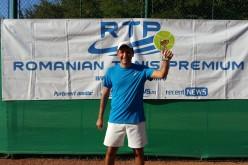 Daniel Petac a câştigat cea de-a doua ediţie a turneului de tenis Recent News Tenis Cup