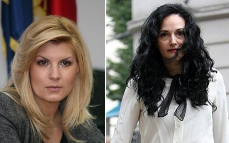 Elena Udrea şi Alina Bica, reţinute de către autorităţile din Costa Rica