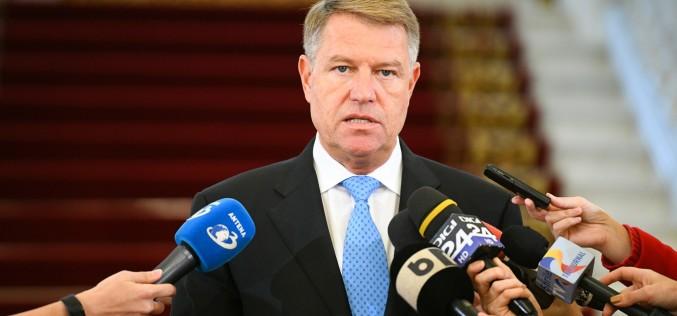 Iohannis a refuzat să o numească pe Olguţa Vasilescu la Transporturi şi pe Ilan Laufer la Dezvoltare