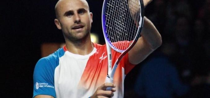 Marius Copil, victorie importantă în Elveţia. S-a calificat în optimi la Basel