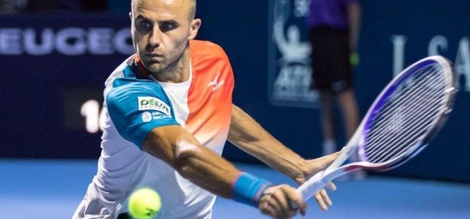 Marius Copil a stabilit o dublă performanţă turneul de tenis de la Basel