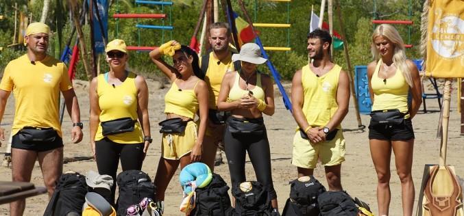 """Concurenții reality show-ului """"Ultimul Trib"""", au dat de greu: """"Ne era și jenă"""""""