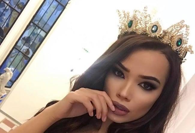 vlada cea mai sexy femeie din Rep Moldova