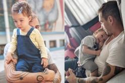 Vladimir Drăghia, fascinat de fetiţa lui, Zora Alaia!