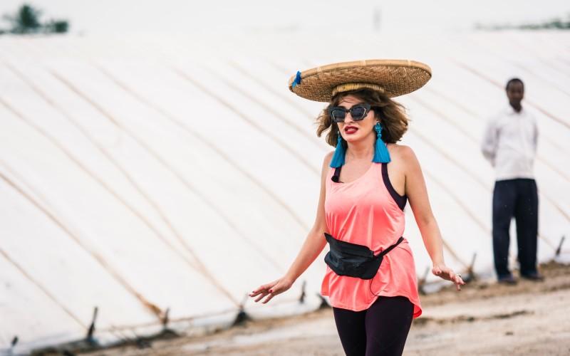 Ana Morodan dă lecții de fashion în Asia Express