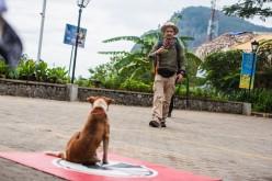Invitat surpriză la filmările Asia Express din Sri Lanka și India