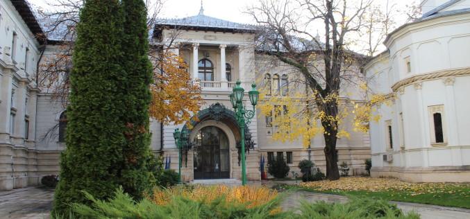 Muzeul Naţional Cotroceni îşi deschide porţile de Ziua Naţională a României