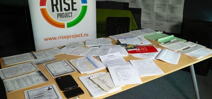 Dezastru total pentru Dragnea. Mii de documente, emailuri şi fotografii despre Tel Drum, publicate în presă