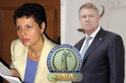 Iohannis refuză să o numească pe Adina Florea în funcţia de Procuror şef la DNA