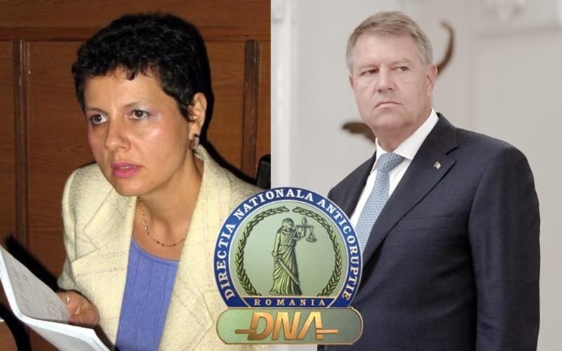 Klaus Iohannis refuză a doua oară numirea Adinei Florea la Şefia DNA
