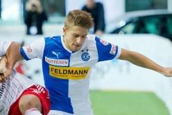 Elveţianul Alexander Herlea va fi impresariat de Alexandrion Sport Management