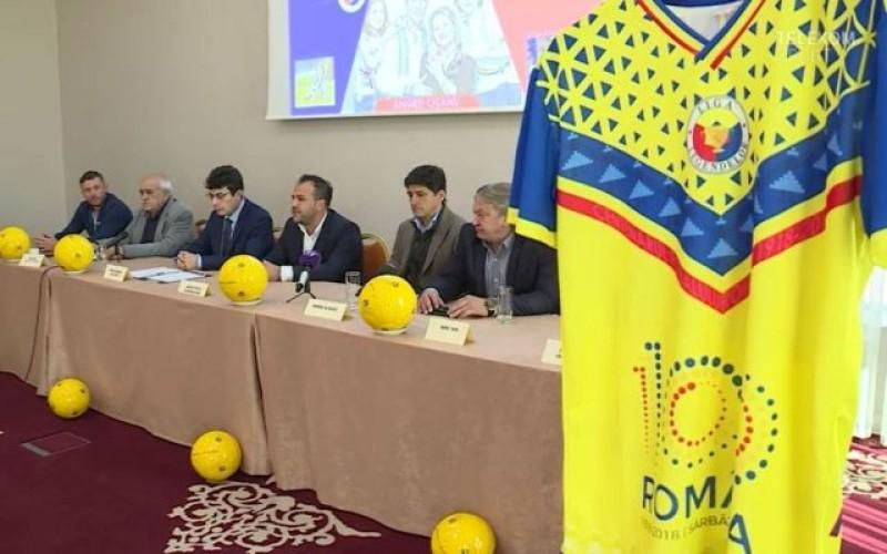 Centenarul Fotbalului Românesc reuneşte pe Naţional Arena, echipa naţională a legendelor şi selecţionata artiştilor