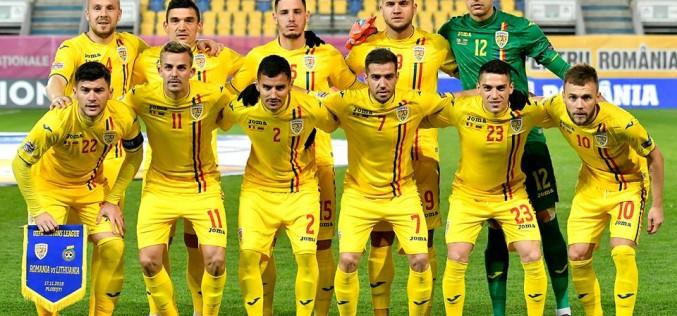 România, victorie zdrobitoare în Liga Națiunilor în partida cu Lituania
