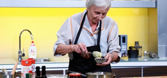 O campioană mondială în vârstă de 92 de ani, face furori la Chefi la cuţite