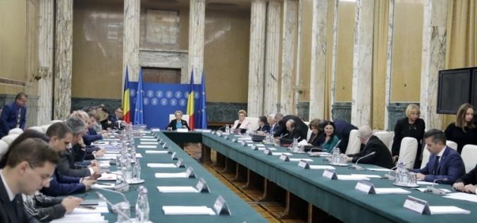 Şapte miniştri remaniaţi de Viorica Dăncilă. Iată cine părăseşte Guvernul României