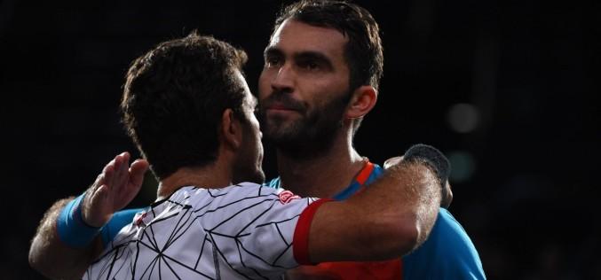 Tecău şi Rojer au pierdut finala de dublu a turneului ATP Masters de la Paris