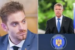 Klaus Iohannis, acuzat de Ilan Laufer de antisemitism. Președintele, reclamat la CNCD