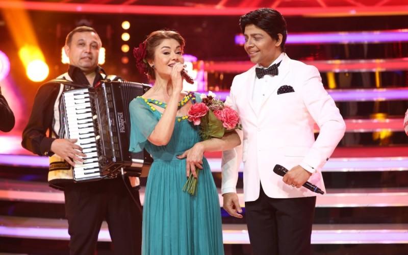 """Maria Ciobanu și Ion Dolănescu, Liza Minnelli, Thalia și Bob Marley cântă la """"Te cunosc de undeva!"""""""