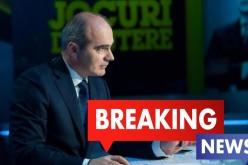 """Scandal monstru la Realitatea TV. Rareş Bogdan, demisie în direct la """"Jocuri de putere"""""""