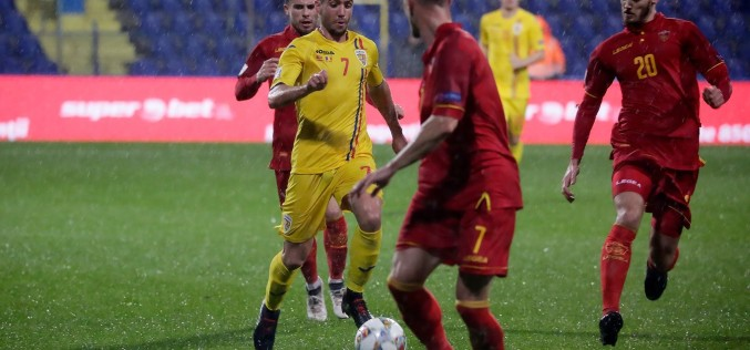 România a învins Muntenegru în ultimul meci din Liga Naţiunilor la fotbal
