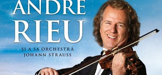 Nebunie la Cluj. 15.000 de bilete vândute pentru concertul lui André Rieu. Artistul anunţă al treilea concert!