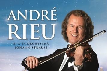 André Rieu va susţine cel de-al patrulea concert la Cluj-Napoca