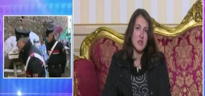 Kanal D difuzează un reprotaj despre românca torturată şi ţinută în lanţuri de către soţul Italian