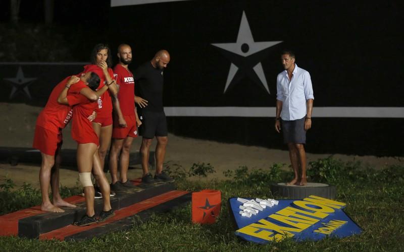 Dublă eliminare la Exatlon: Cristina Nedelcu şi Mirel Drăgan au părăsit competiţia!