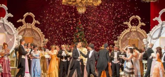 Revelion muzical la TVR 3. Muzică pop, spectacole de operă şi balet clasic, recitaluri de rock şi jazz