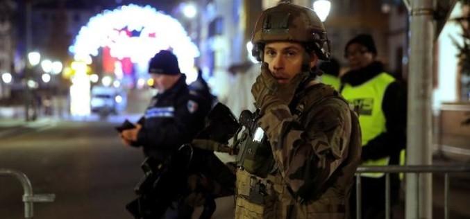 Atentat terorist la Strasbourg soldat cu cel puţin 3 morţi şi 12 răniţi