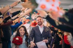 Bella Santiago, concurenta care face furori la X Factor, s-a căsătorit
