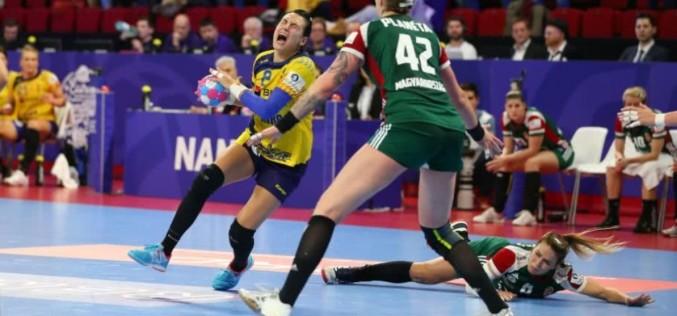 Cristina Neagu, accidentată grav de o unguroaică în timpul meciului de la Euro 2018